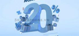 Vinaphone khuyến mãi ngày 11/6/2021 tặng 20% giá trị tiền nạp toàn quốc