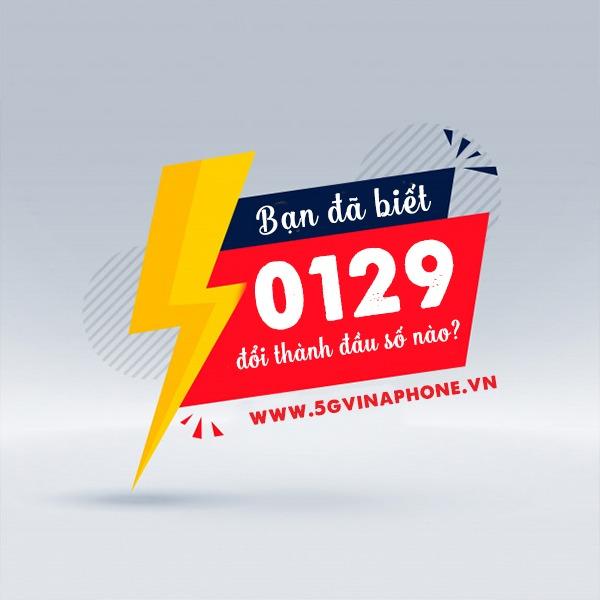 Sim đầu số 0129 là mạng gì?