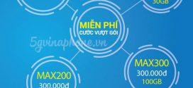 Các gói cước 3G Vinaphone giá rẻ được đăng ký nhiều nhất 2021